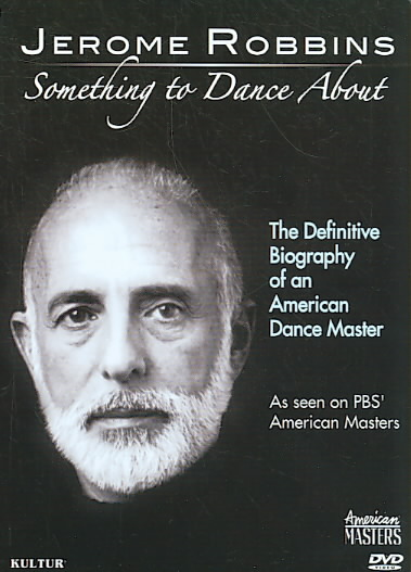JEROME ROBBINS:SOMETHING TO DANCE BY ROBBINS,JEROME (DVD)