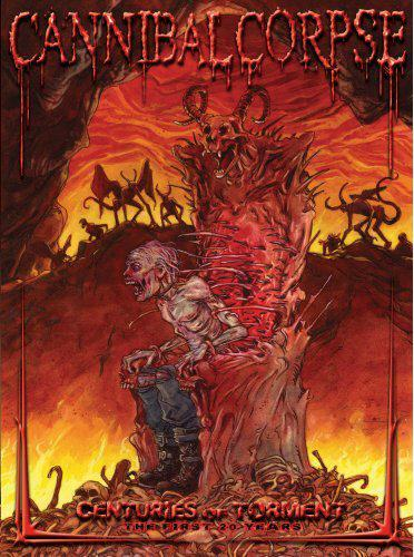 CENTURIES OF TORMENT:FIRST TWENTY YEA BY CANNIBAL CORPSE (DVD)