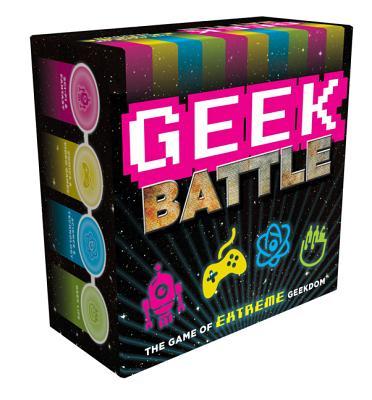 Geek Battle By Forrest-pruzan Creative